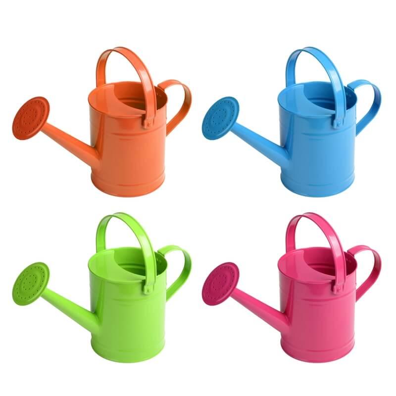 Gyerek locsolókanna 4 színben