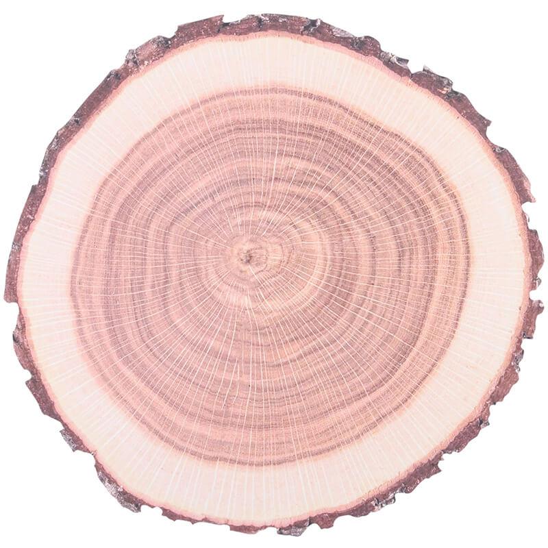 Farönk formájú tányéralátét