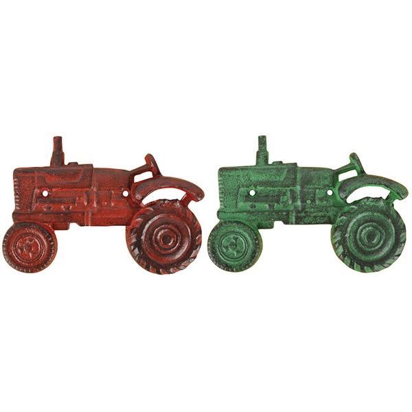 Traktoros üvegnyitó, 2 színben