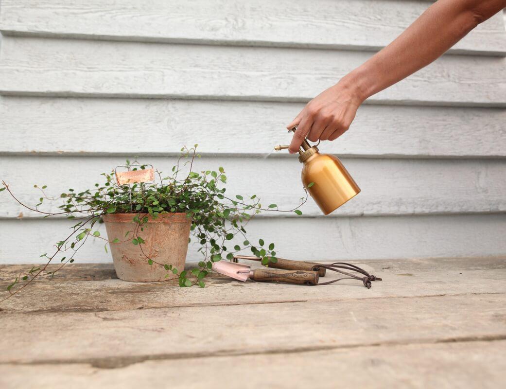 Réz bevonatú növénypermetező