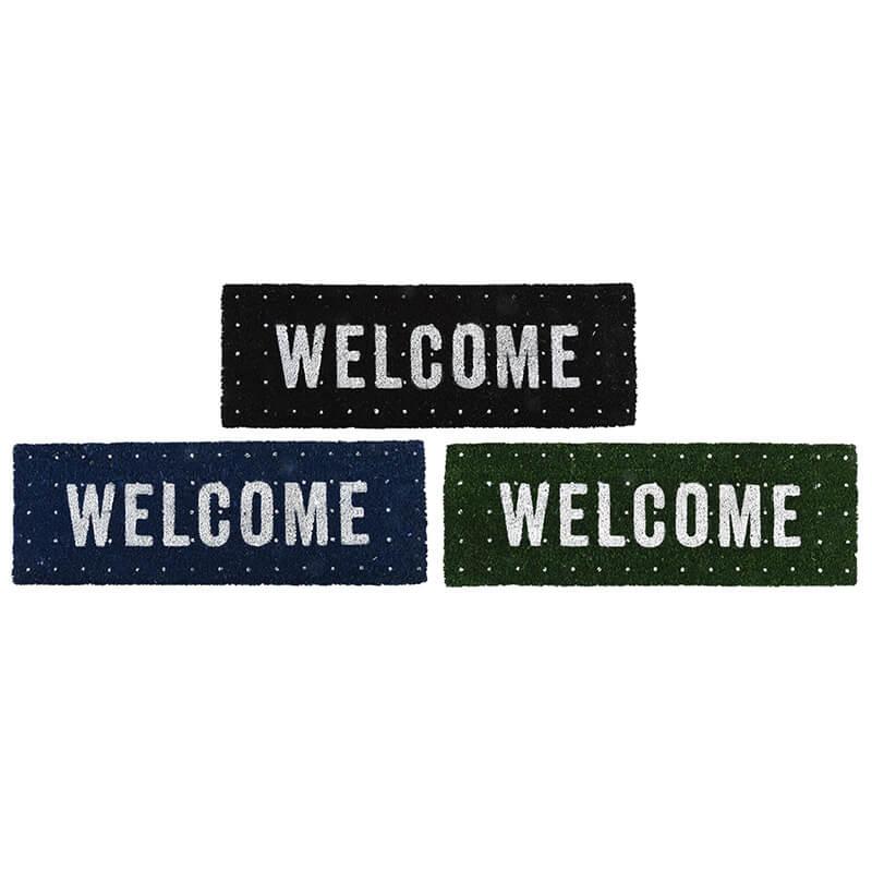 Welcome feliratos lábtörlő 75 x 25 cm