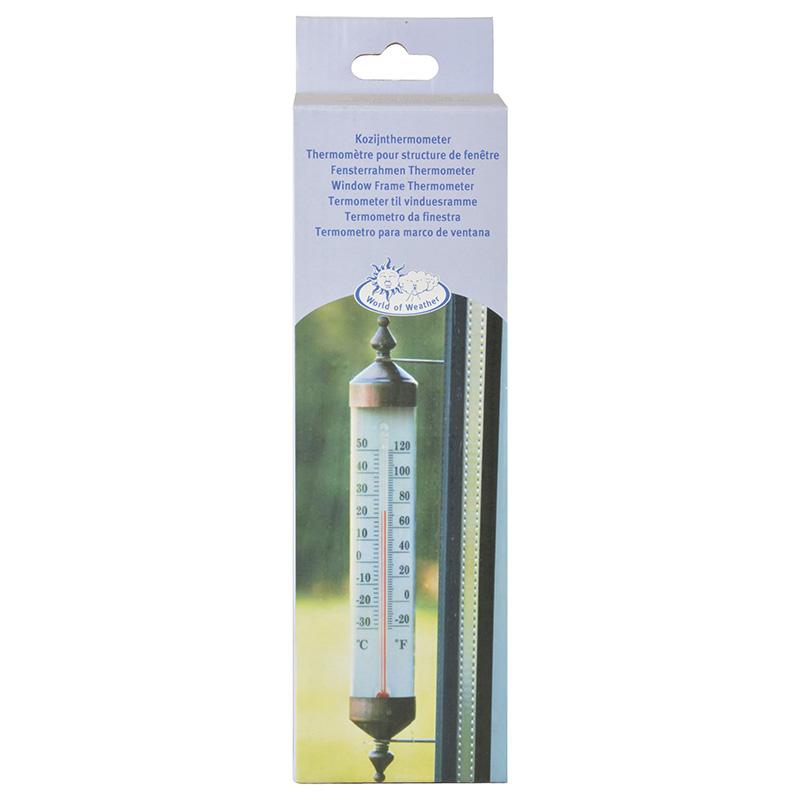 Ablakra rögzíthető hőmérő