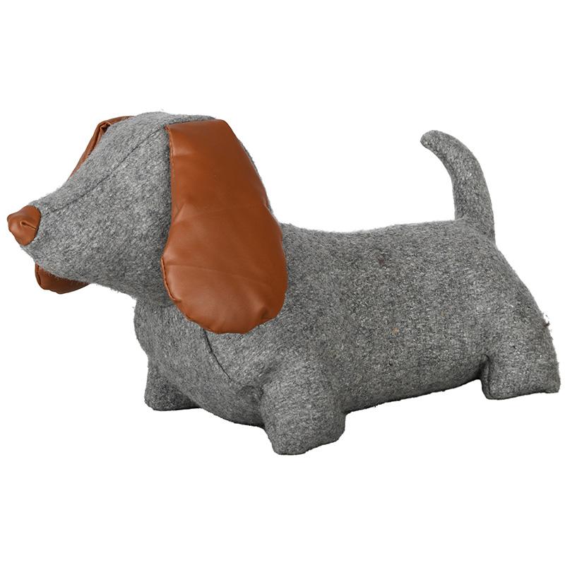 Ajtókitámasztó kutya