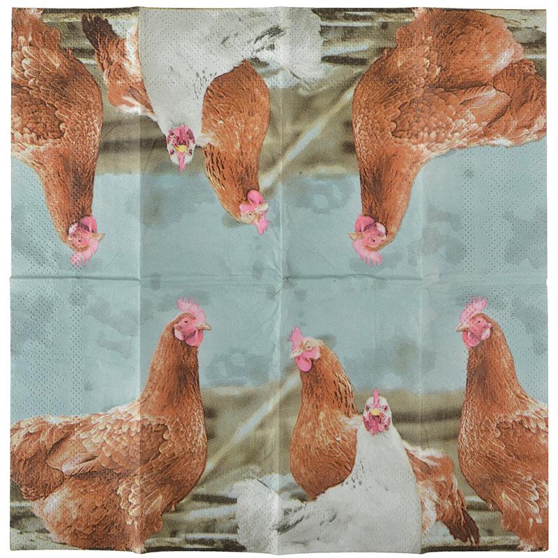 Állatmintás zsebkendő