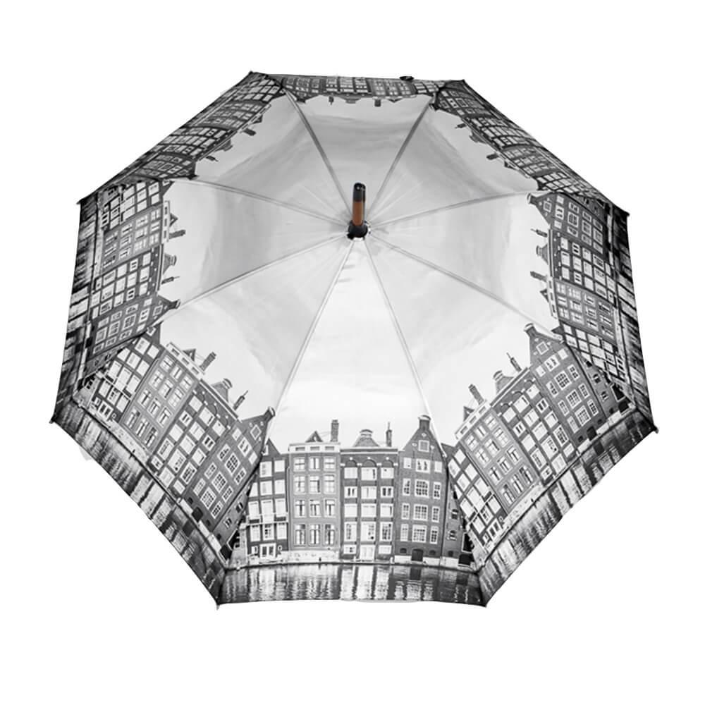 Amszterdam mintás esernyő