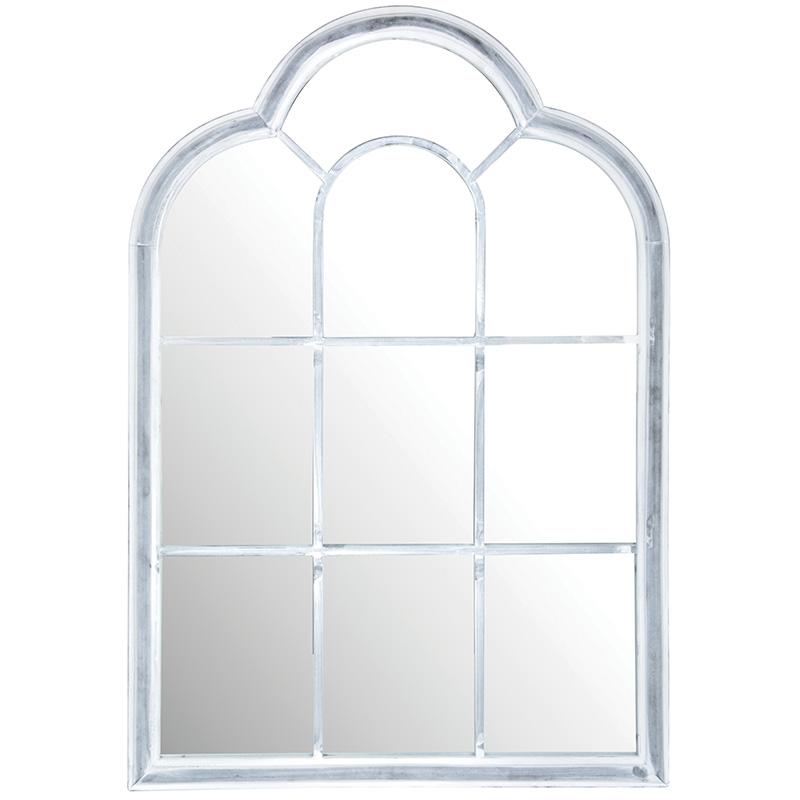 Antik fém tükör
