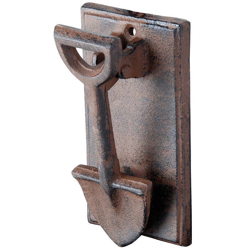 Ásó alakú ajtókopogtató