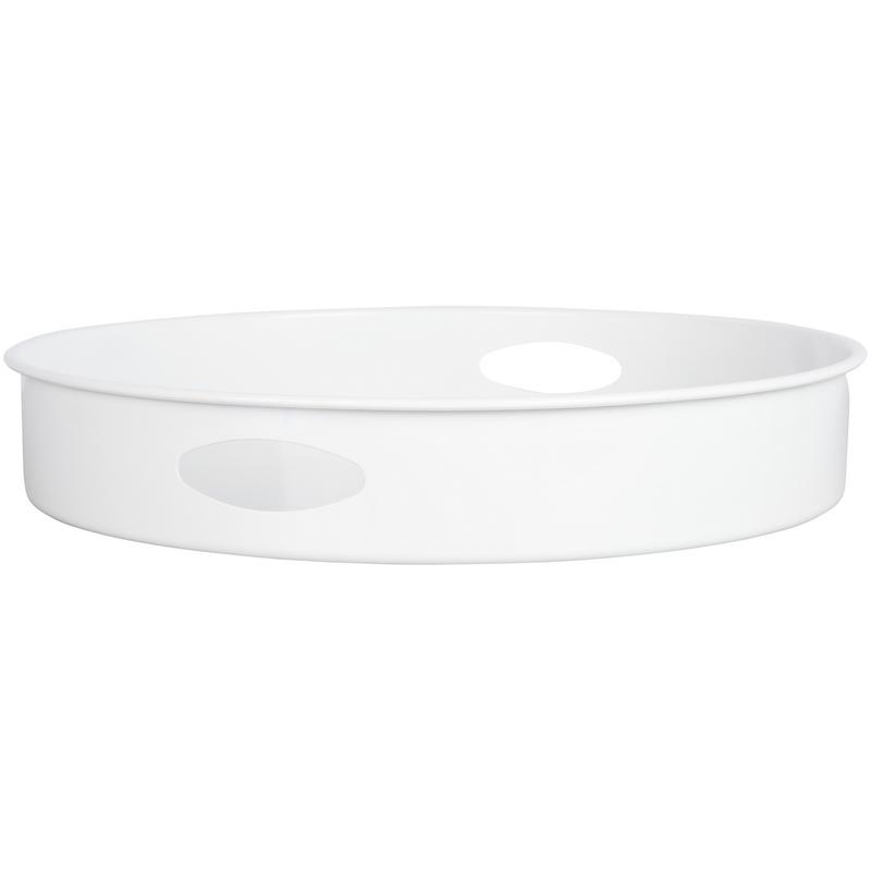 Asztallá alakítható grillsütő, fehér