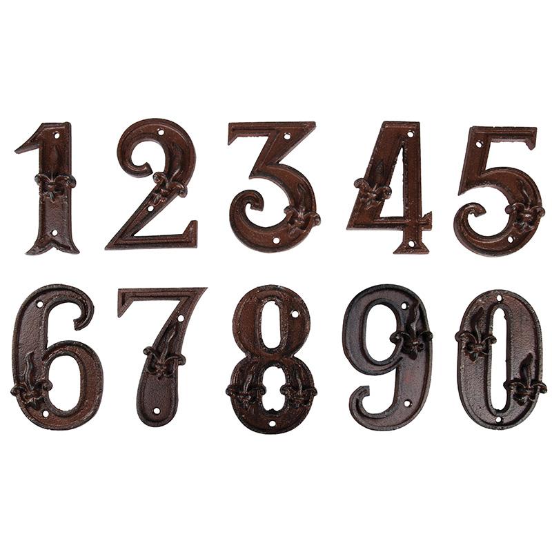 """""""B"""" betű házszámhoz"""