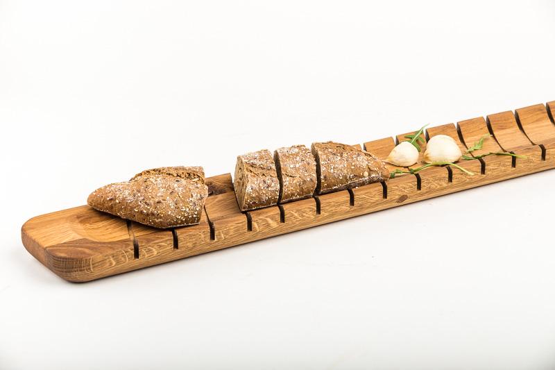 'Rodez' baguette szeletelő és tartó