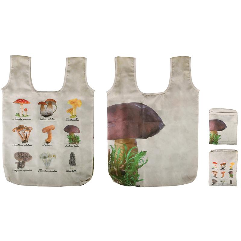 Összehajtható gombás táska