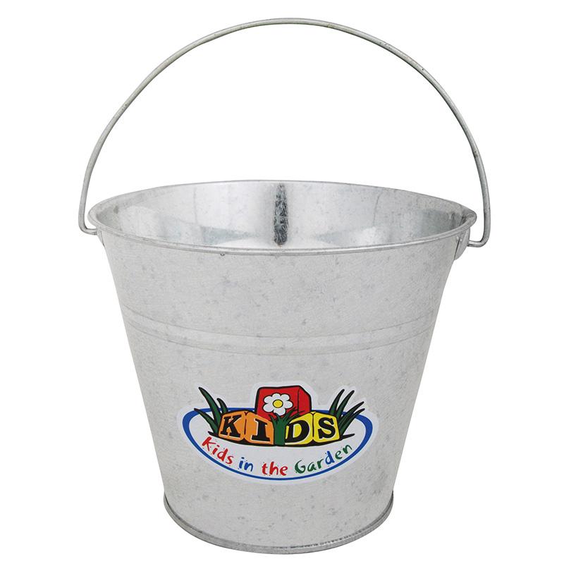 Cink vödör gyerekeknek, 2 literes