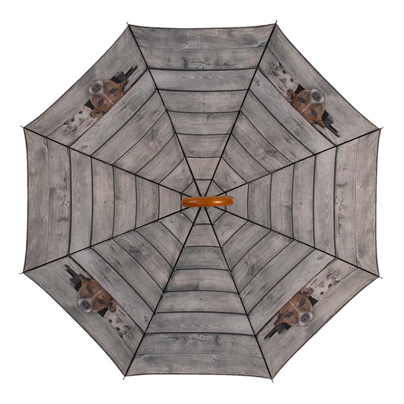 Cicás és kutyás esernyő