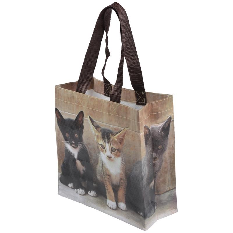 Cicás táska, 25 x 24 cm