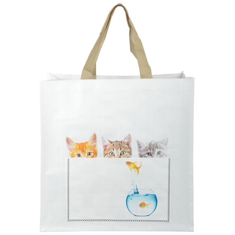 Cicás táska akváriummal