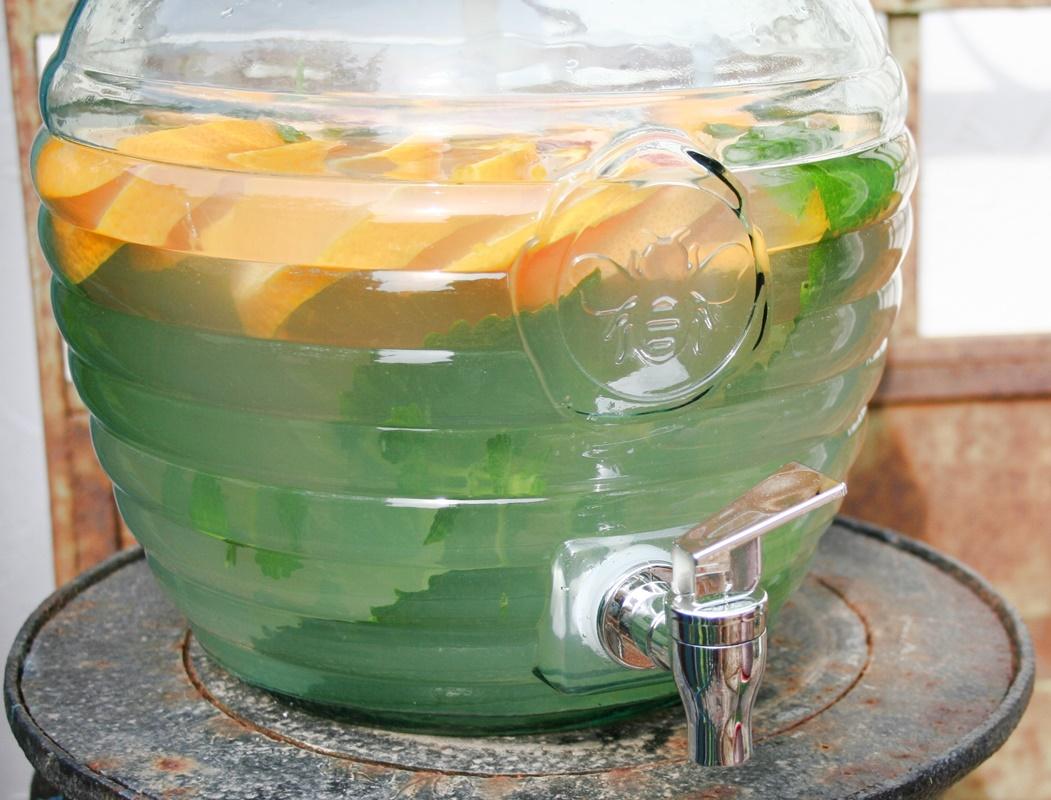 Csap limonádés üveghez