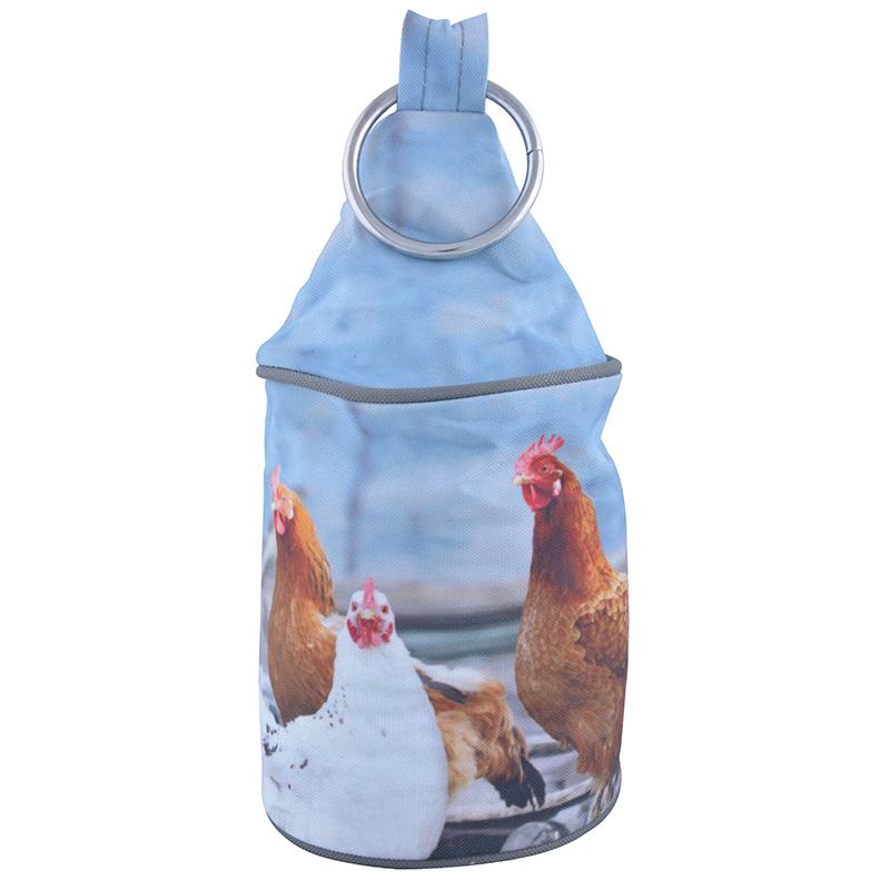 Csirkés ajtókitámasztó