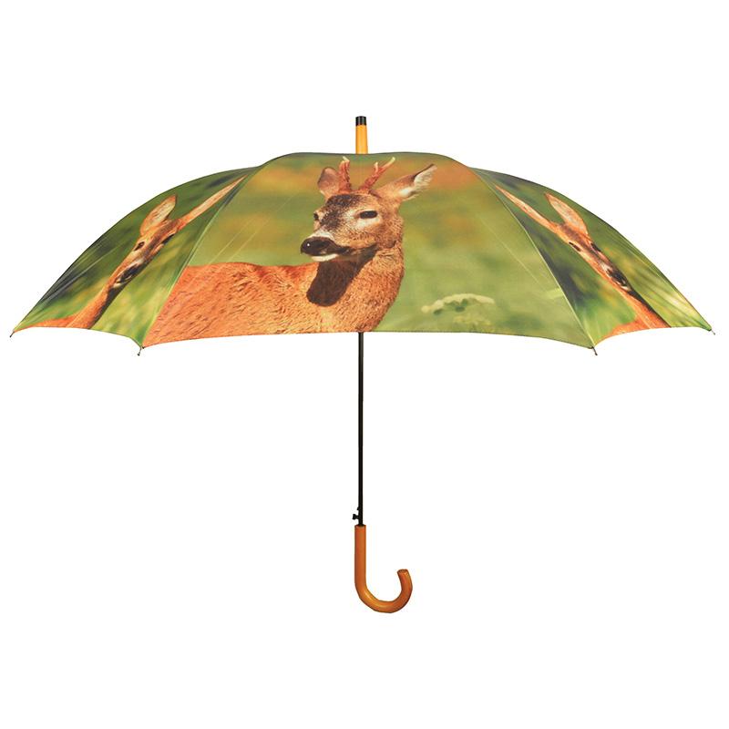 Őzikés esernyő