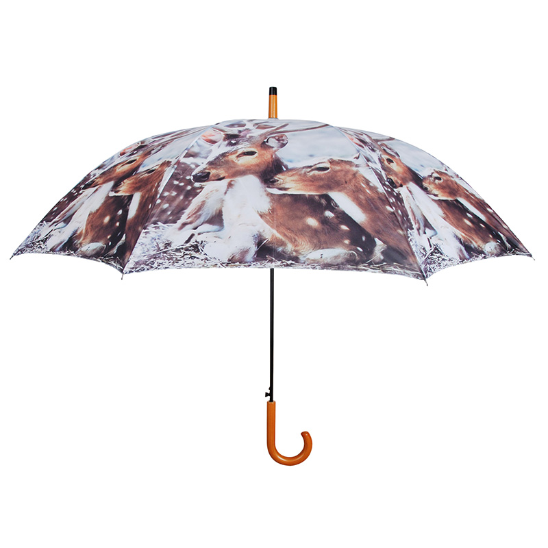 Szarvasos esernyő