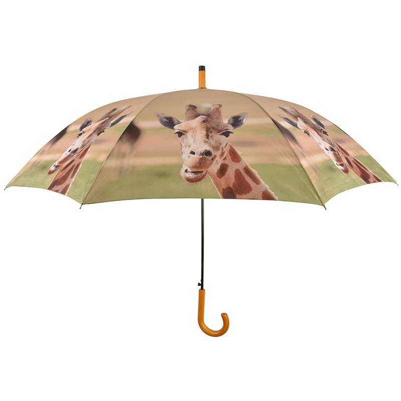 Zsiráfos esernyő