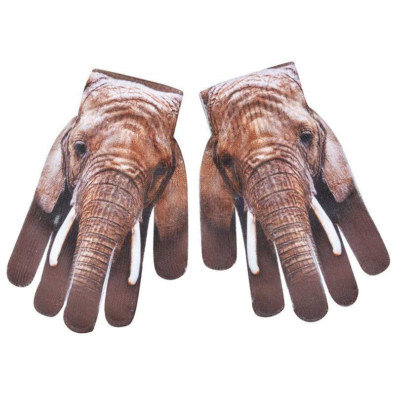 Elefántos gyerek kesztyű