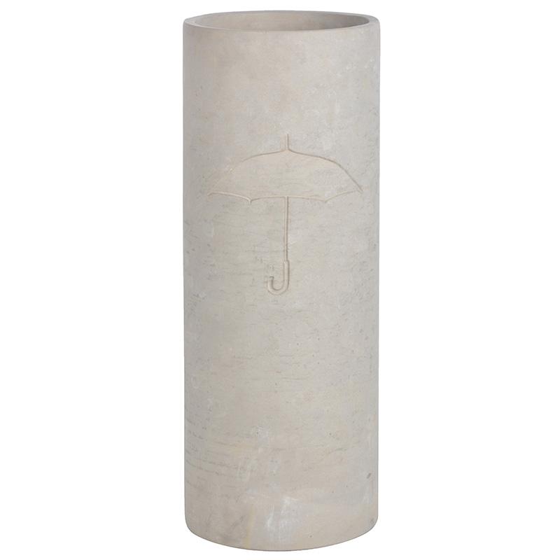Esernyőtartó betonból