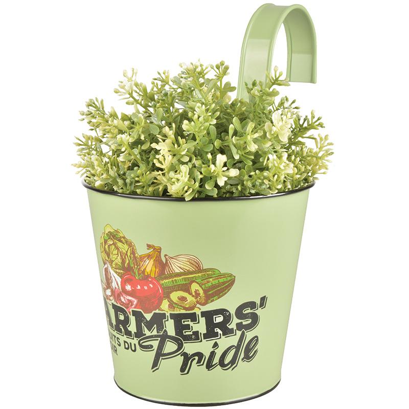 Farmers` pride virágcserép akasztófüllel