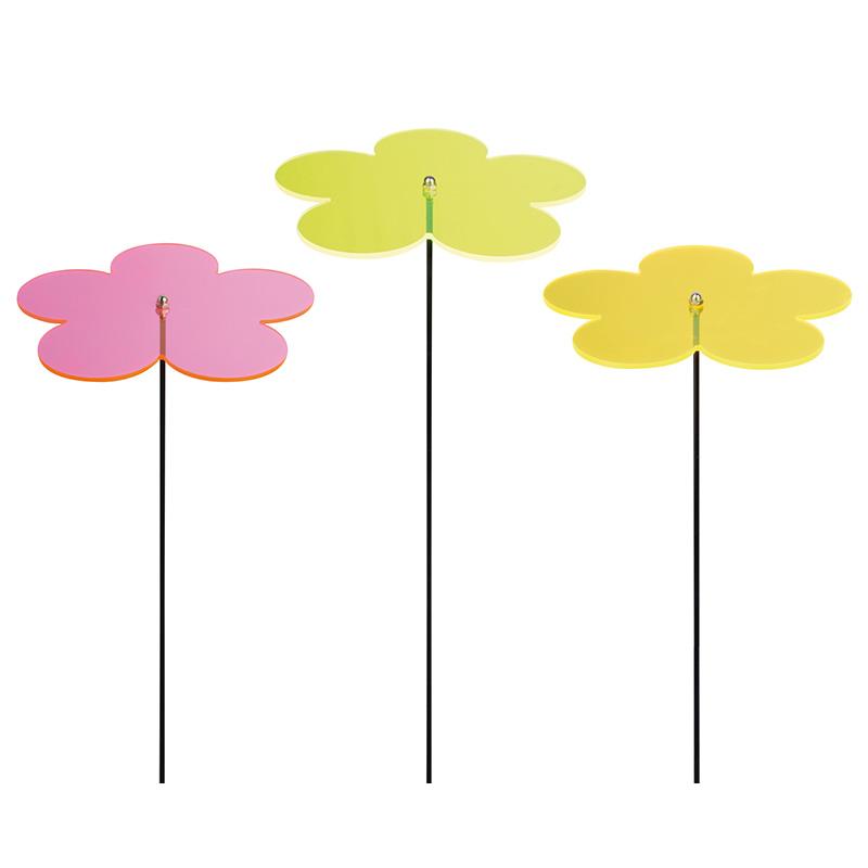 Fényvisszaverő virág