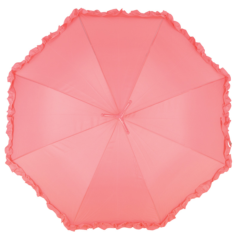 Flamingós esernyő, fodros