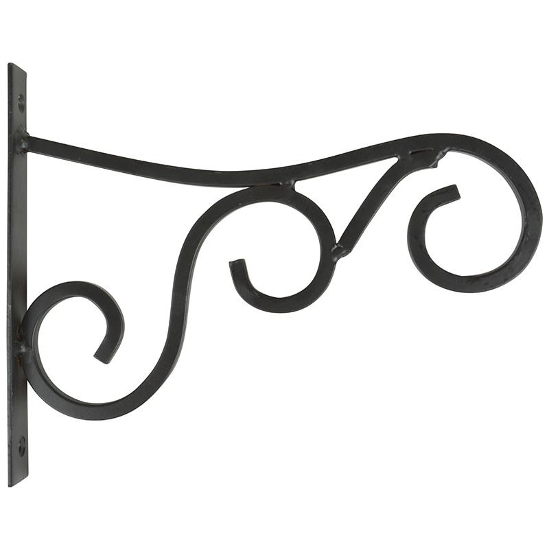 Fali konzol virágkosárhoz - S