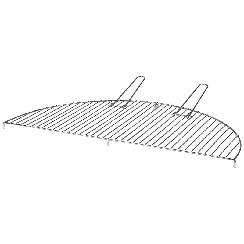 Félkör alakú grillrács - L