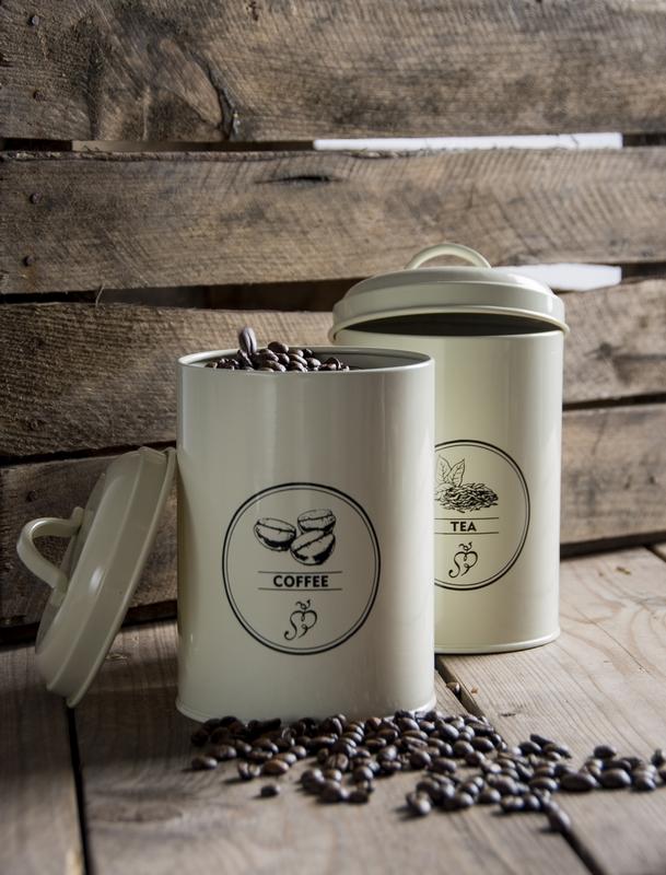 Fém teafű tartó