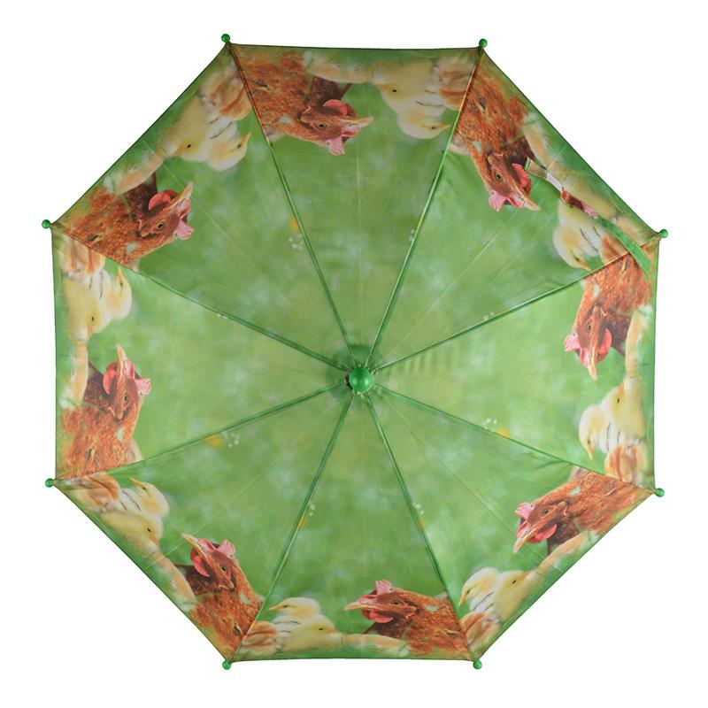 Csibés gyerek esernyő