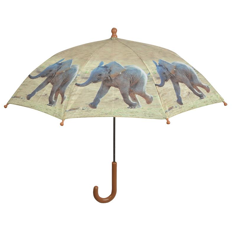 Elefántos gyerek esernyő