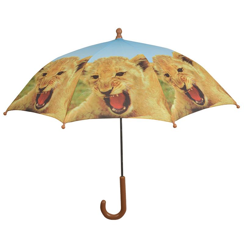 Oroszlános gyerek esernyő