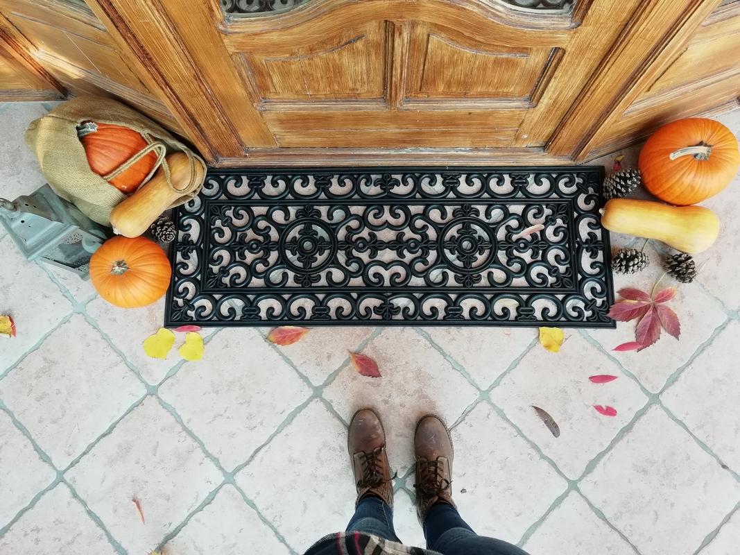 Gumi lábtörlő 120X45 cm