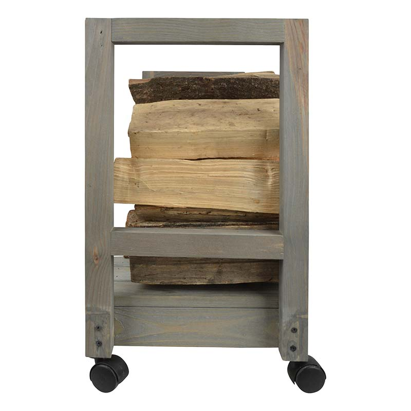 Gurulós fa tároló