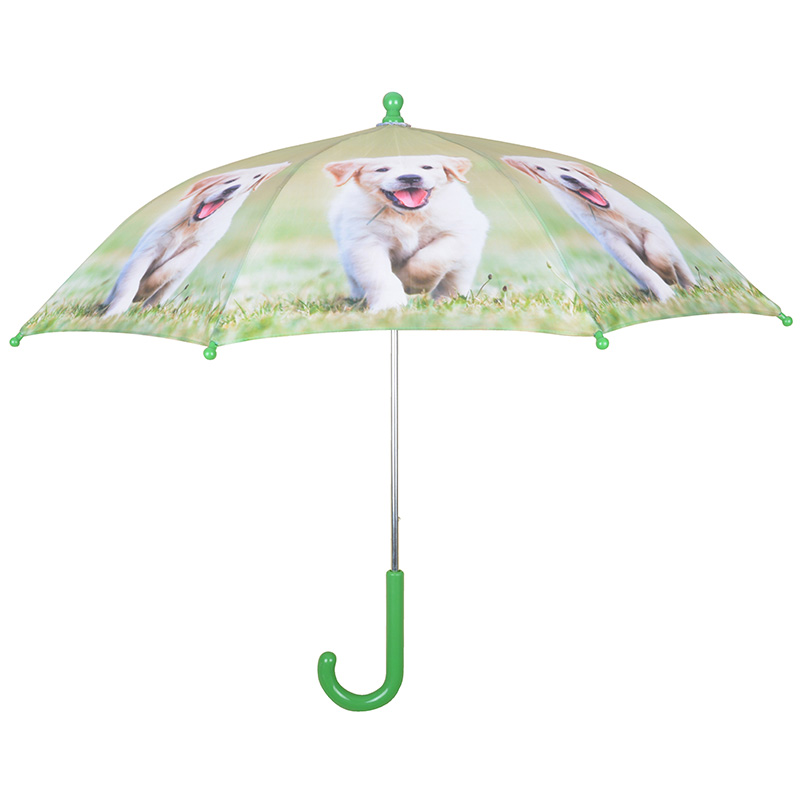 Gyerek esernyő, labrador kiskutya