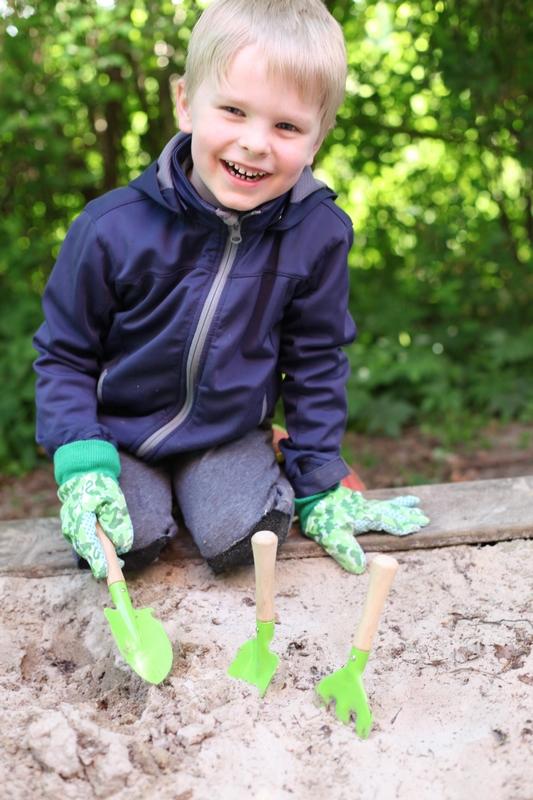 Gyerek kerti szerszám
