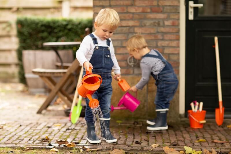 Gyerek kézi ásó 4 színben