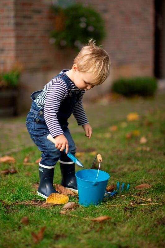Gyerek vödör 4 színben, 1,65 literes