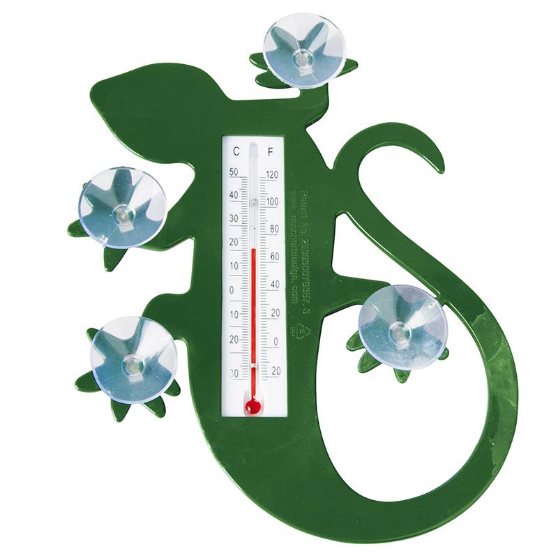 Gyíkos hőmérő