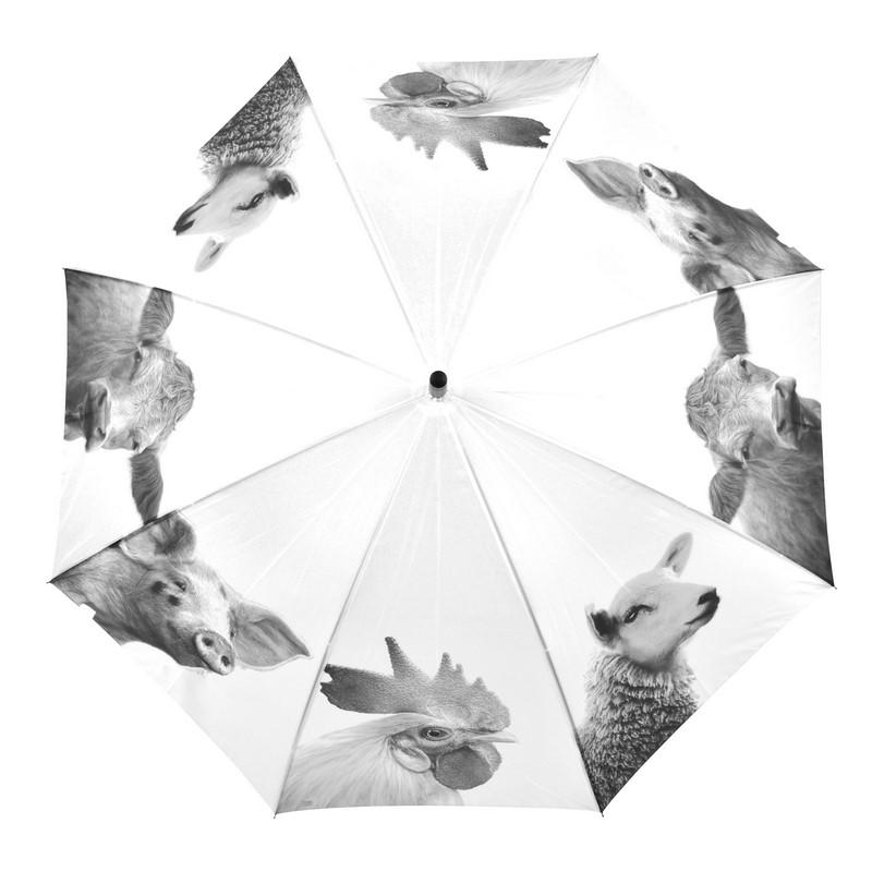 Háziállatos esernyő