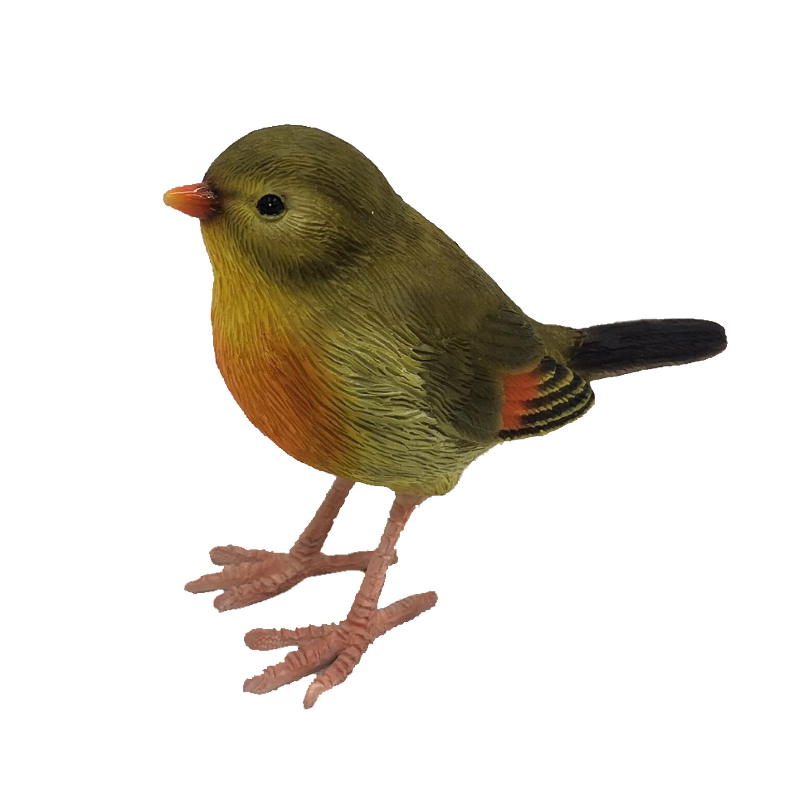 Kerti madár szobor, 4 féle