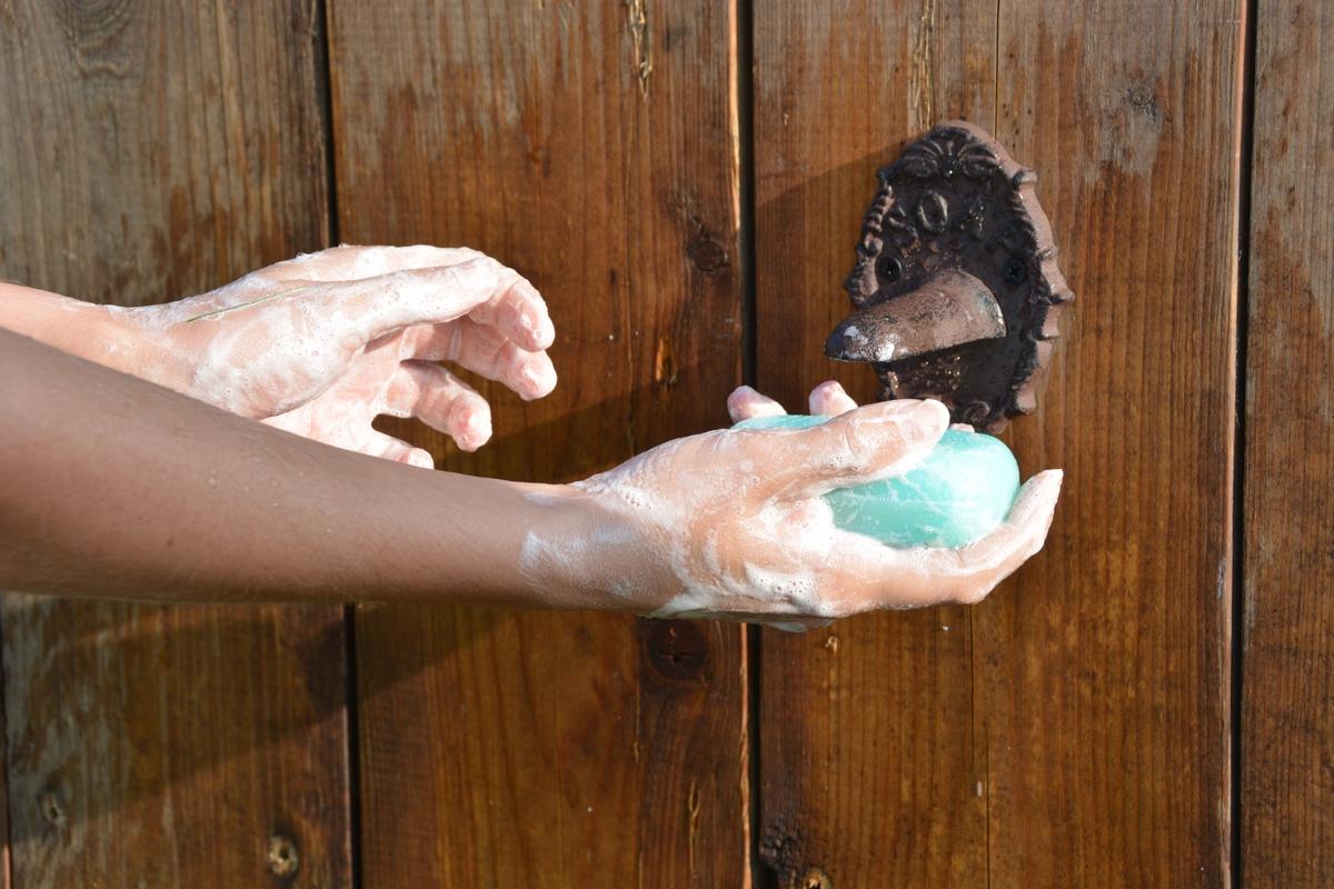 Kerti szappan