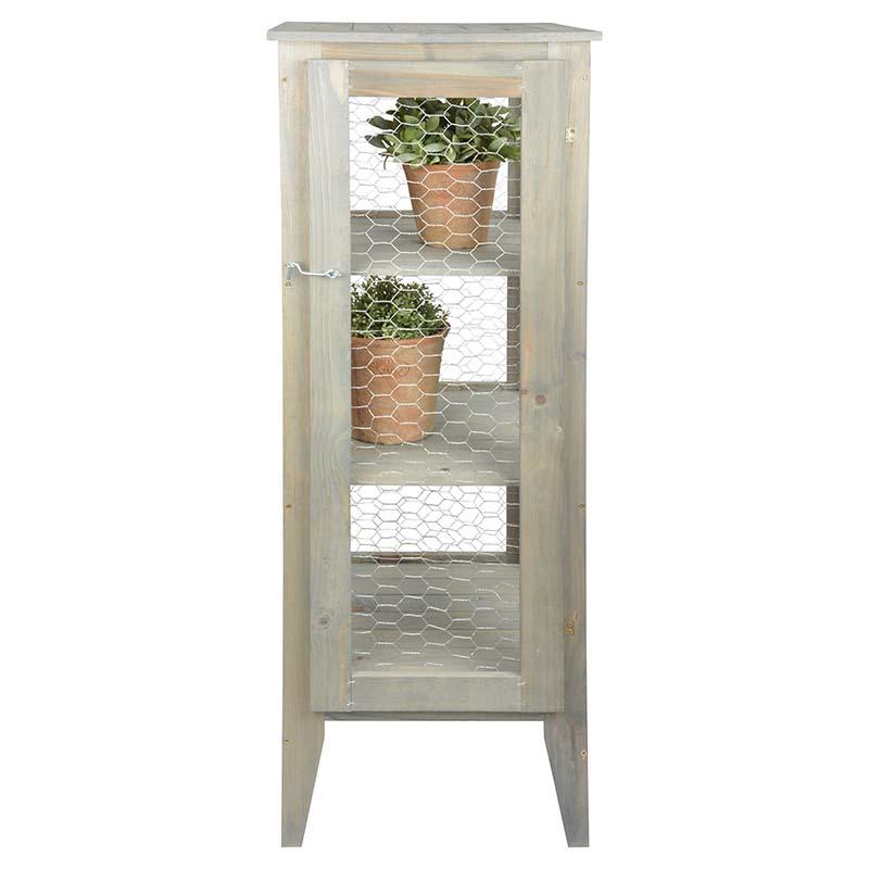 Kerti tároló szekrény