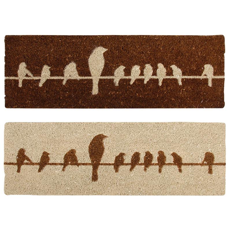 Kókuszrost lábtörlő 75 X 25 cm