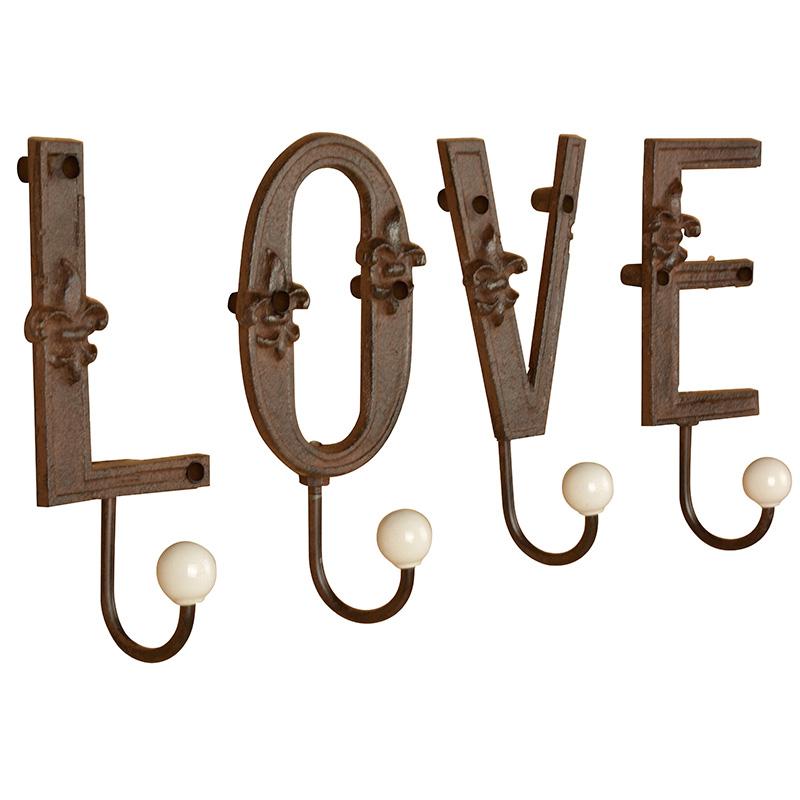 Love feliratú akasztó