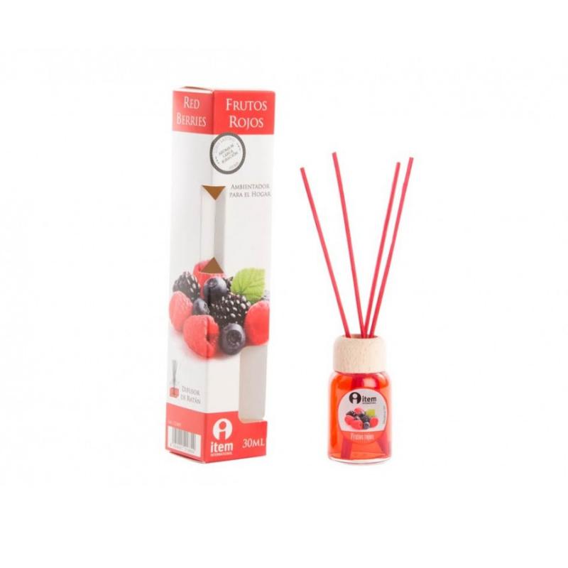 Lakásillatosító piros gyümölcsös illattal