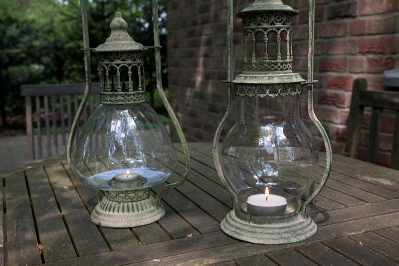 Lámpás kétféle mintával